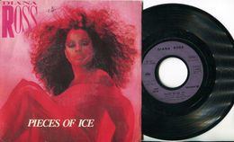 Diana Ross - 45t Vinyle - Pieces Of Ice - Soul - R&B