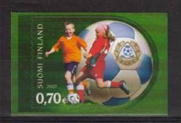 Finlande 2007  Neuf N°1803 Football - Finlande