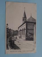 Eglise Sainte-Prudentienne ( ND Phot ) Anno 1919 ( Zie Foto Details ) !! - Châlons-sur-Marne