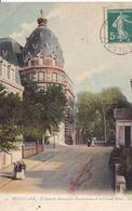 Houlgate  L'Avenue Alexandra Feodorowna Et Le Grand Hotel    1910 - Houlgate