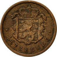 Luxembourg, Charlotte, 25 Centimes, 1946, TB+, Bronze, KM:45 - Luxembourg