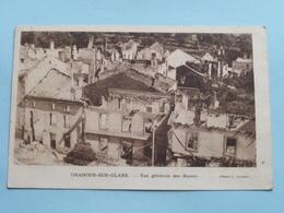 Vue Générale Des Ruines ( L. Lavaux ) Anno 19?? ( Zie Foto Details ) !! - Oradour Sur Glane
