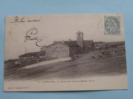 La Ferme De La Jasserie - 95 ( Coll. E.B.F. ) Anno 1904 ( Voir Photo ) ! - Mont Pilat