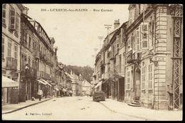 Luxeuil-les-Bains - Rue Carnot - Luxeuil Les Bains