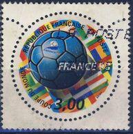 3139  COUPE Du MONDE FOOTBALL  OBLITERE Année 1998 - Frankreich