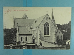 Knocke L'Eglise Vue De L'Avenue Lippens - Knokke