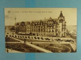 Le Zoute La Place Albert Et Le Grand Hôtel Du Zoute - Knokke