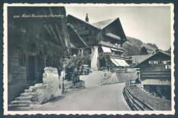 VS Valais CHAMPERY Hotel Beauséjour - VS Valais