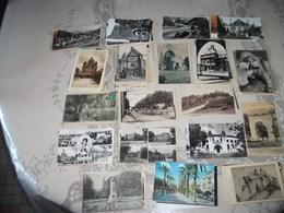 Lot  :cpa  Cpm  500 Et+ - Postcards