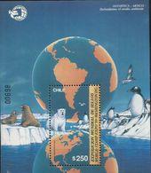 CHILE  YVERT H/B  34  MNH  ** - Chile