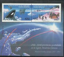 CHILE  YVERT H/B  38  MNH  ** - Chile