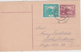TCHECOSLOVAQUIE 1919 ENTIER POSTAL CARTE DE BRNO - Interi Postali