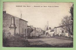 NANCRAS : Monument Aux Morts, Route De Saintes. 2 Scans. Edition ? - Andere Gemeenten