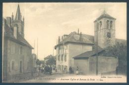 74 SAINT JULIEN En GENEVOIS Ancienne Eglise Et Bureau De Poste - Saint-Julien-en-Genevois