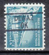 USA Precancel Vorausentwertung Preo, Locals Oklahoma, Dewar 839 - Vereinigte Staaten