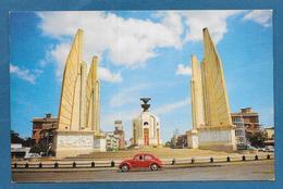 THAILAND THE DEMOCRACY MONUMENT BANGKOK - Tailandia
