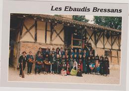 (R7) AIN , SAINT ETIENNE DU BOIS ,  Les ébaudis Bressans - France