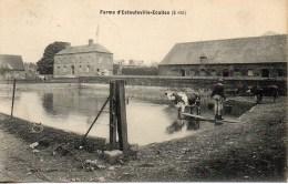 76 Ferme D'ESTOUTEVILLE-ESCALLES - Autres Communes