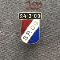 Badge (Pin) ZN006633 - Boxing / Wrestling Norway Sportsklubben Av 1909 (SP.09 / SP-09) - Boxing