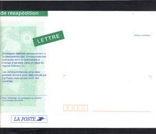Entier Postal TSC Pour La Réexpédition Du Courrier . - Prêts-à-poster:Stamped On Demand & Semi-official Overprinting (1995-...)