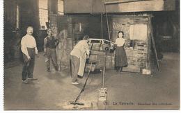 La Verrerie Etendage Des Cylindres - Belgique