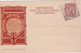 ITALIE 1894 ENTIER POSTAL CARTE DE MILAN - 1878-00 Humbert I