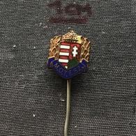 Badge (Pin) ZN006654 - Sport Hungary Federation / Association / Union MOTESZ - Unclassified