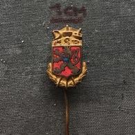 Badge (Pin) ZN006657 - Fencing (Fechten / Macevanje) Czechoslovakia Federation / Association / Union - Scherma