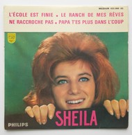 - SHEILA - L'école Est Finie - - Other - French Music