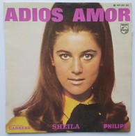 - SHEILA - Adios Amor - - Other - French Music