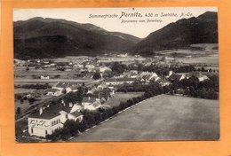 Pernitz NO 1910 Postcard - Pernitz