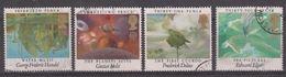 GROSBRITANNIEN GRANDE BRETAGNE GB 1985 COMPOSERS (EUROPA) SET OF 4V  SG 1282-5 SC 1103-06 MI 1027-30 YV 1178-1181 - 1952-.... (Elizabeth II)