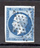 N° 14 : 2Etoile Muette De Paris. (44500) - 1852 Louis-Napoleon