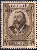 PIA - BEL - 1934 - Centenario Della Morte Del Compositore Peter  Benoit -  VARIETA' !!!! - (Yv 385a) - Muziek