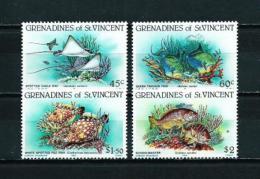 Granadinas (St. Vicente)  Nº Yvert  311/14  En Nuevo - St.Vincent Y Las Granadinas