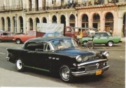1954 Buick Century  In Havanna, Cuba  -  CPM - Voitures De Tourisme