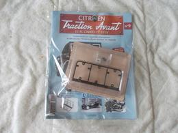 Hachette Citroen Traction Avant 11 BL Cabriolet 1939 Numéro 9 - Model Making