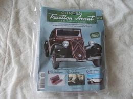 Hachette Citroen Traction Avant 11 BL Cabriolet 1939 Numéro 11 - Model Making