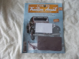 Hachette Citroen Traction Avant 11 BL Cabriolet 1939 Numéro 12 - Model Making