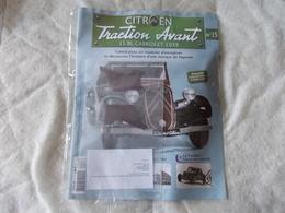 Hachette Citroen Traction Avant 11 BL Cabriolet 1939 Numéro 15 - Model Making
