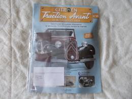Hachette Citroen Traction Avant 11 BL Cabriolet 1939 Numéro 16 - Unclassified