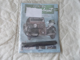 Hachette Citroen Traction Avant 11 BL Cabriolet 1939 Numéro 23 - Model Making