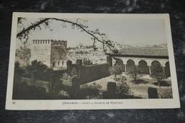 1725  Granada    Jardin Y Galeria De Machuca - Granada