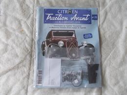 Hachette Citroen Traction Avant 11 BL Cabriolet 1939 Numéro 26 - Model Making