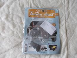 Hachette Citroen Traction Avant 11 BL Cabriolet 1939 Numéro 28 - Unclassified