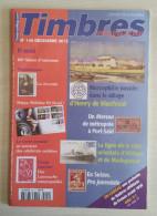 TIMBRES MAGAZINE 2012 - Décembre N° 140 (Henry De Monfreid, Cote Orientale, ...) - Tijdschriften