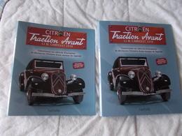 Hachette Citroen Traction Avant 11 BL Cabriolet 1939 Classeur Vendu Séparément - Unclassified