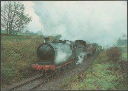 LNER Class J27 5F 0-6-0 No 2392 - Steam Classic Postcard - Trains