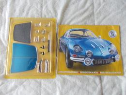Eaglemoss Collection Renault Alpine A110 1600S Berlinette Numéro 1 - Unclassified