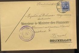 ETAPES  1917   Zollkommissar - Occupation 1914-18